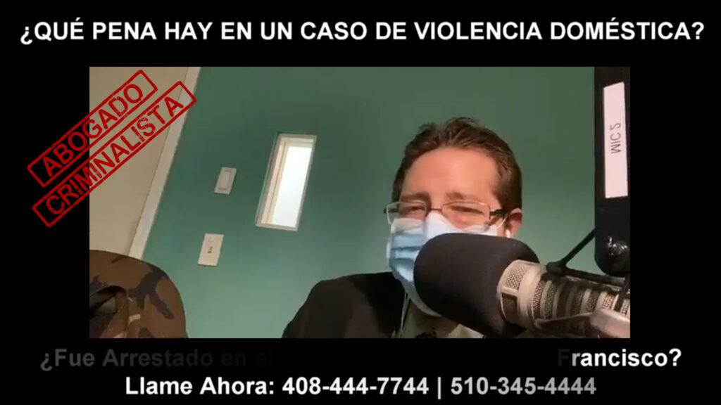 QUÉ PENA HAY EN UN CASO DE VIOLENCIA DOMÉSTICA