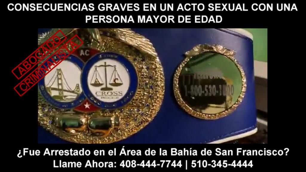 CONSECUENCIAS GRAVES EN UN ACTO SEXUAL