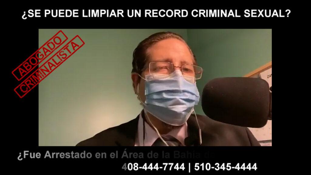SE PUEDE LIMPIAR UN RECORD CRIMINAL SEXUAL