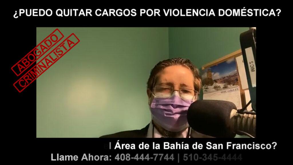 QUITAR CARGOS POR VIOLENCIA DOMÉSTICA