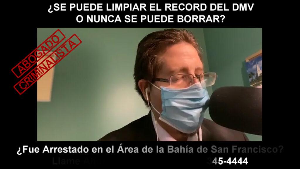 LIMPIAR EL RECORD DEL DMV