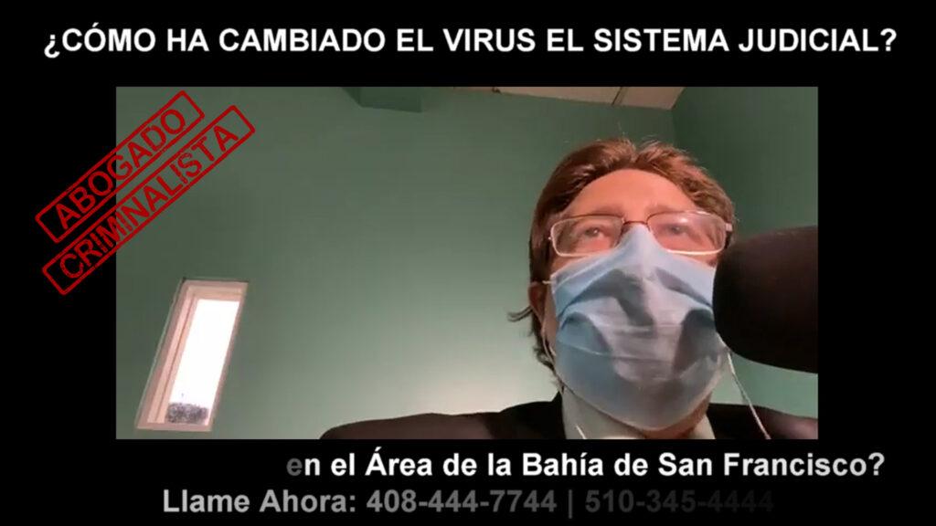 CAMBIADO EL VIRUS EL SISTEMA JUDICIAL