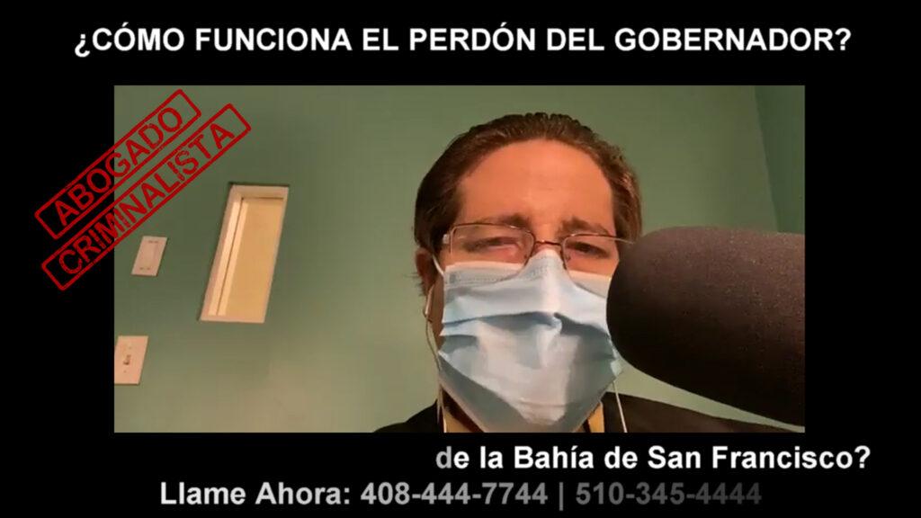 PERDÓN DEL GOBERNADOR