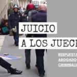 ¿SE PUEDE LLEVAR A JUICIO A LOS JUECES?