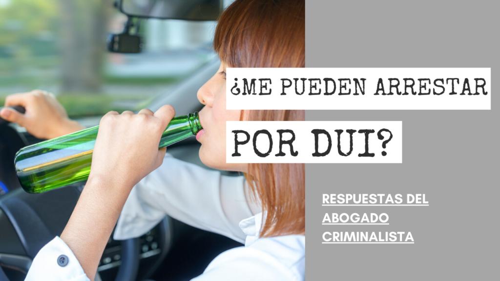 DEBAJO DEL LÍMITE DE ALCOHOL