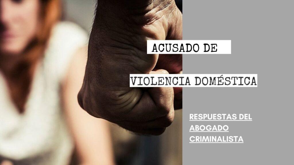 ¿ES NORMAL QUE PONGAN UN GRILLETE A UN ACUSADO DE VIOLENCIA DOMÉSTICA?