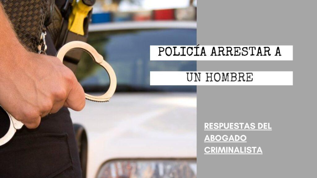 ¿PUEDE LA POLICÍA ARRESTAR A UN HOMBRE DORMIDO EN SU VEHÍCULO?