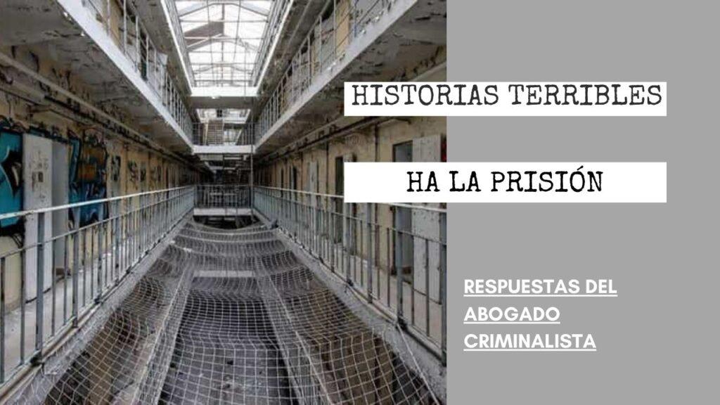 ¿QUÉ HISTORIAS TERRIBLES HA TENIDO ALEXANDER CROSS EN LA PRISIÓN?